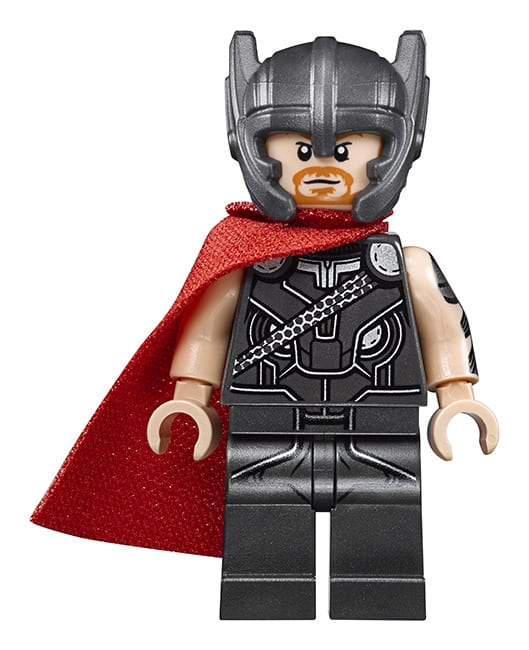 thor ragnarok lego sets reveal new characters from the upcoming movie. Black Bedroom Furniture Sets. Home Design Ideas