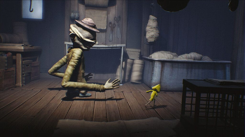 Little Nightmares TV Adaptation in the Works, Nightmare Before ...