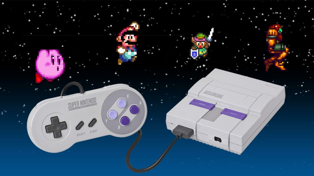 Nintendo Confirms SNES Classic Edition Pre-Ordering For