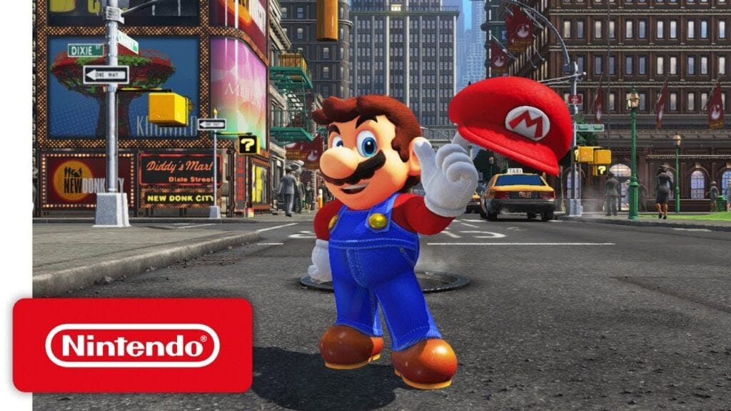 Xenoblade Chronicles 2 and Super Mario Odyssey Release Dates