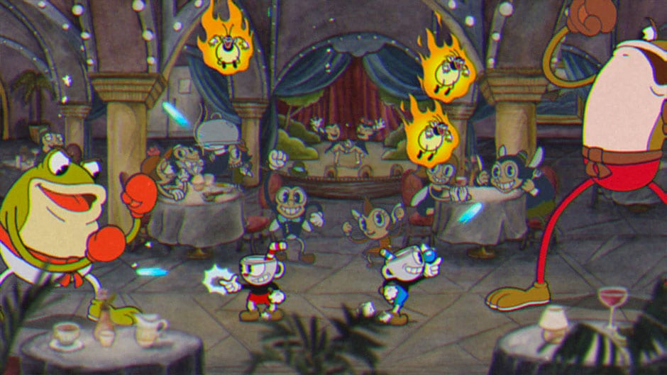 Cuphead Release Date