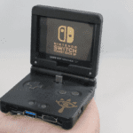 Game Boy Advance SP Mod