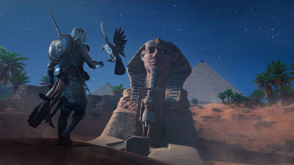 Assassin's Creed Origins - Yeti