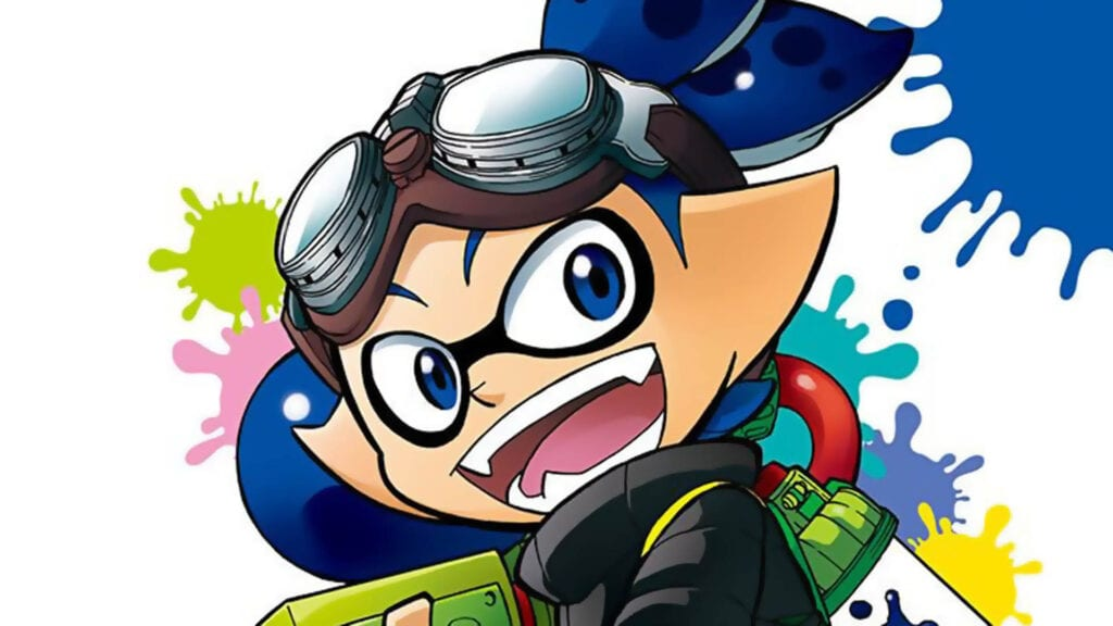 A Splatoon 2 Anime Series Is Set To Debut Next Month On
