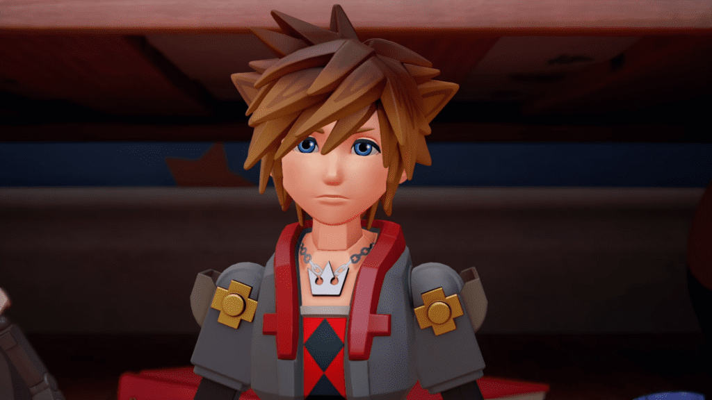 A New Line Of Action Figures By Square Enix Called Bring Arts Introduced Kingdom Hearts III Sora Figure And Has Just Released Information On Brand