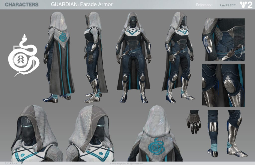 Get Funky Fresh With These Destiny 2 Armor Designs to Amp Up