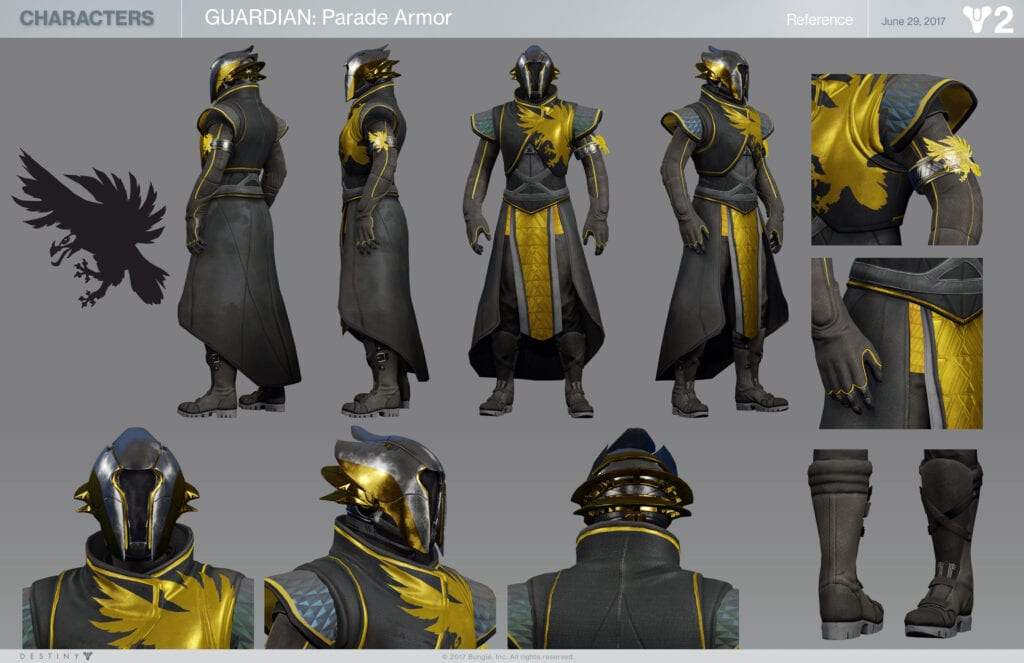 destiny armor customization - photo #32
