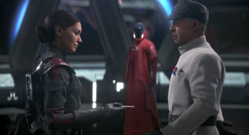 Battlefront 2 behind the scenes