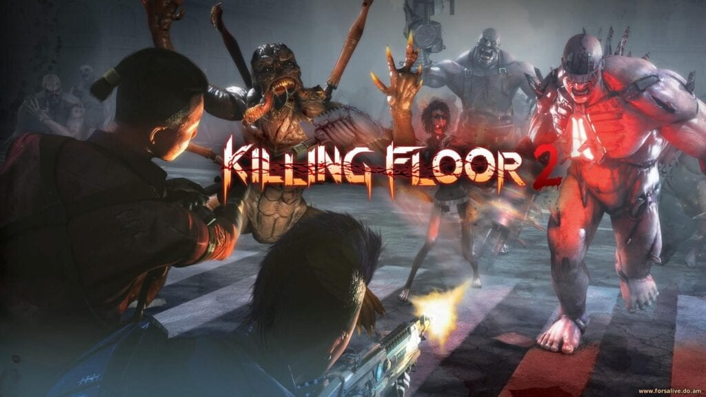 Zombie co op shooter 39 killing floor 2 39 headed to xbox one for Killing floor xbox one