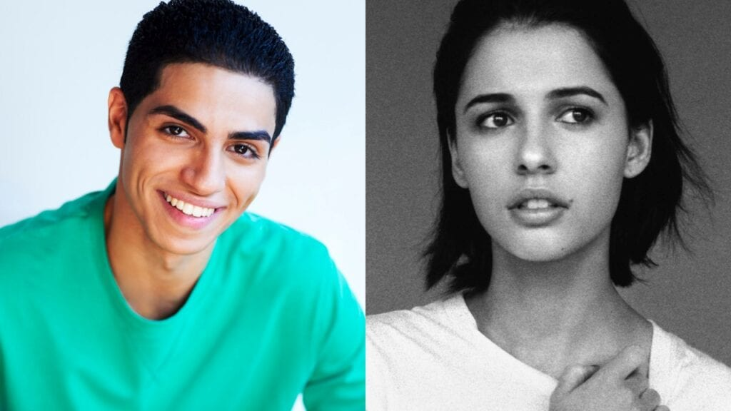 Jasmine and Aladdin Have Been Cast in Disney's Live-Action Remake