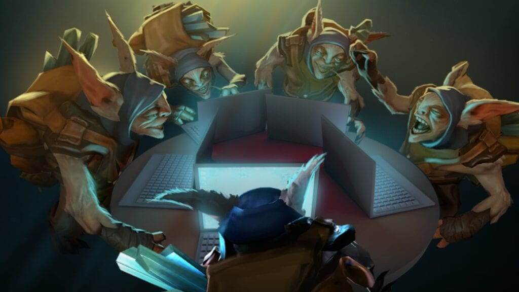 latest dota 2 update adds features to help players new to the game