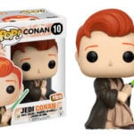 Funko Coco! These Conan Pop Figures Will Be Exclusively at Comic-Con