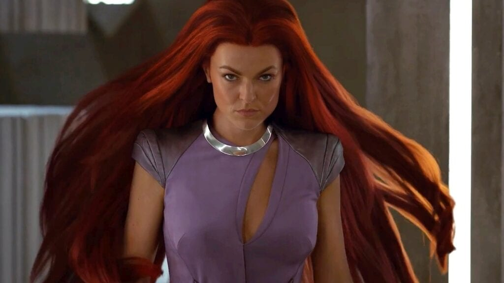 Inhumans Trailer Shows Medusa's Crazy Hair Powers in Action (VIDEO)
