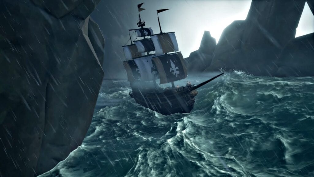 New Sea of Thieves Preview Showcases Dynamic Storms and