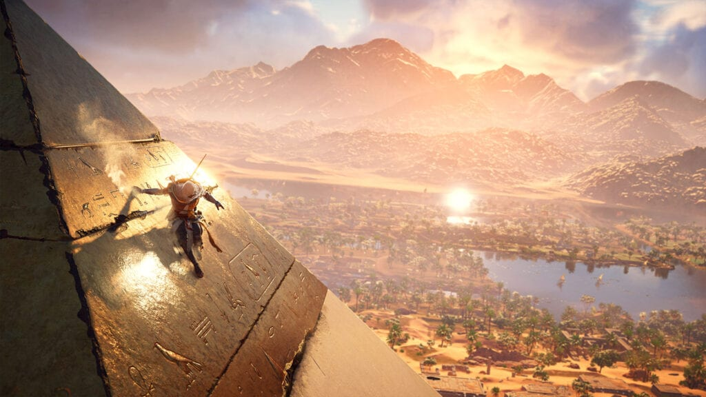 Assassin's Creed Origins Cinematic
