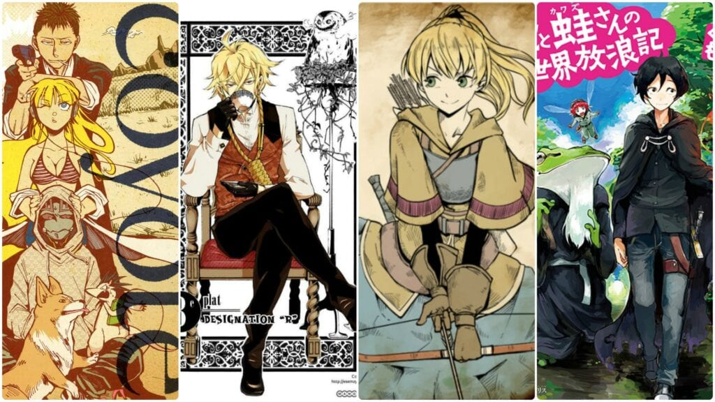 Hoi\'s Manga Corner August 2017 - Acaria, Coyote, Hell\'s Kitchen ...
