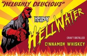 hellboy hell water