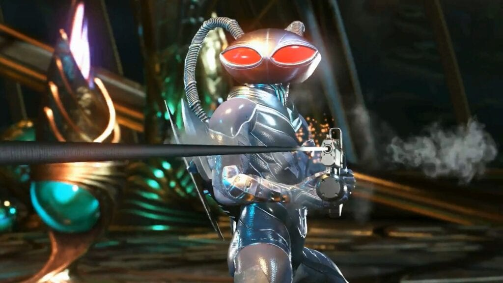 Black Manta Gameplay Features One of Injustice 2's Most Savage Super Moves (VIDEO)