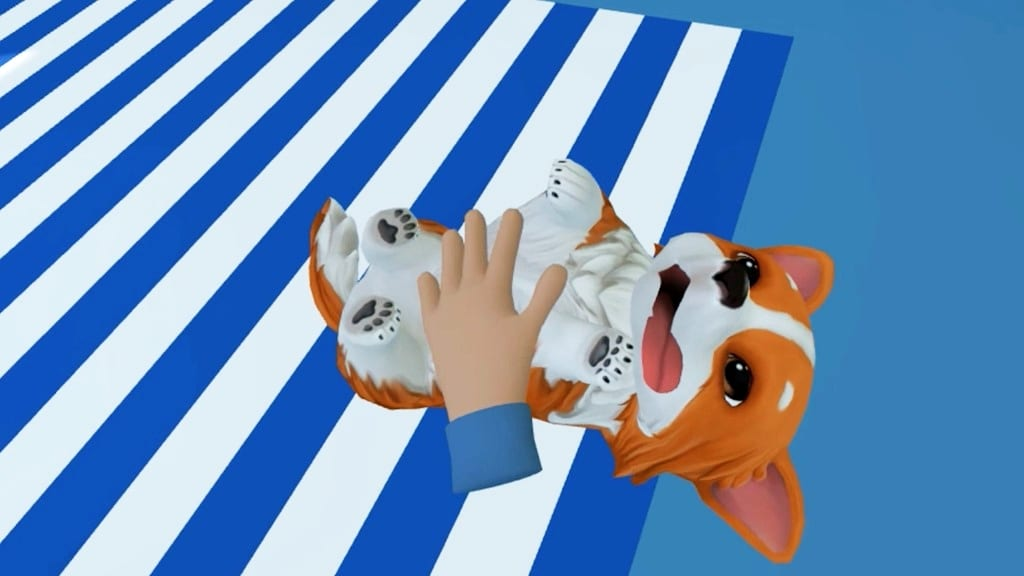 RoVR Lets You Raise Your Own Puppy in Virtual Reality (VIDEO)