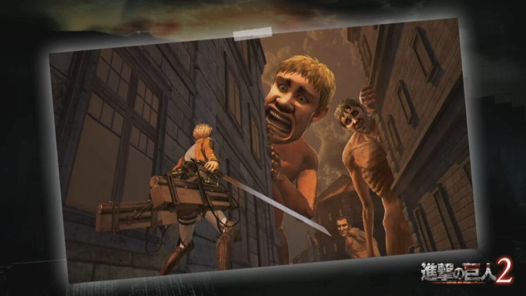 Koei Tecmo's Attack on Titan 2