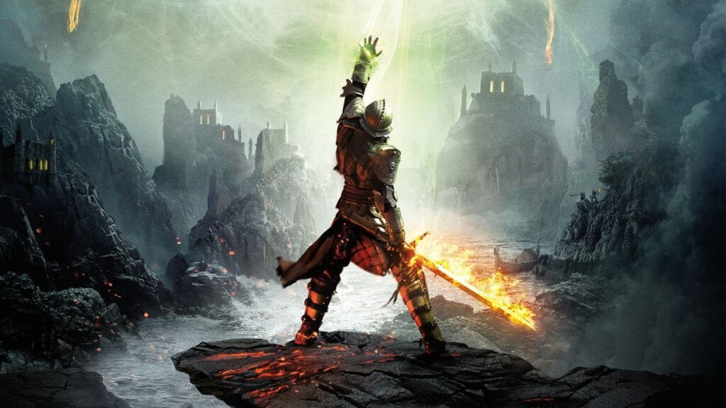 Next Dragon Age Game