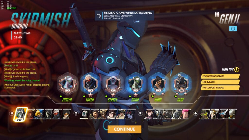 Overwatch matchmaking is bad