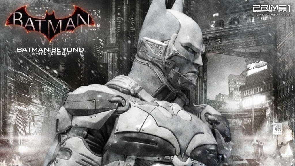 Arkham Knight Statue Costs $900 (GALLERY)