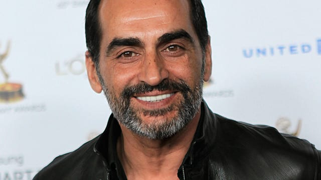 Actor Navid Negahban Joins Disney's Live-Action Aladdin as the Sultan
