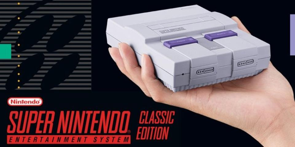 SNES Classic Production