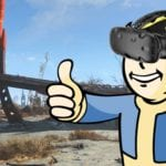 Fallout 4's VR