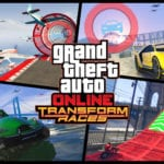 GTA V Transform Races