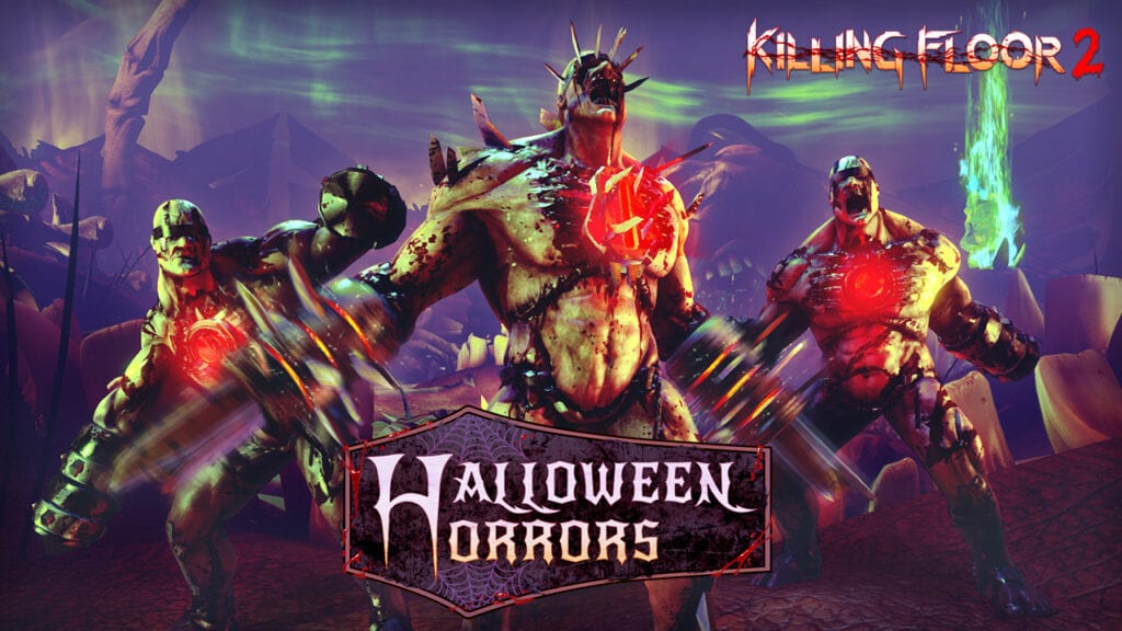 Killing Floor 2: Halloween Horrors