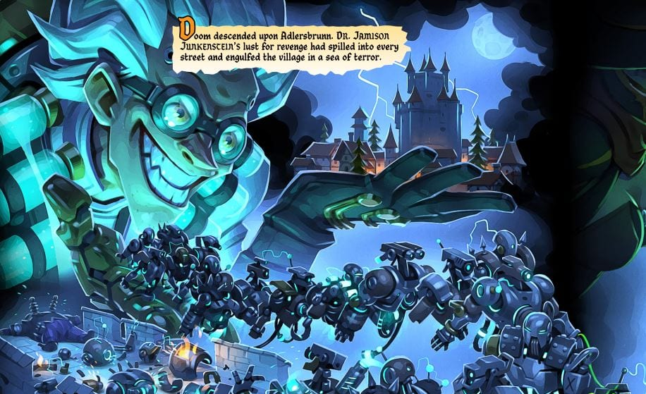 New Overwatch Halloween Comic Highlights