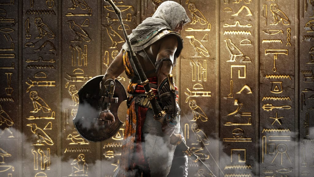 Creed Origins Hieroglyphs