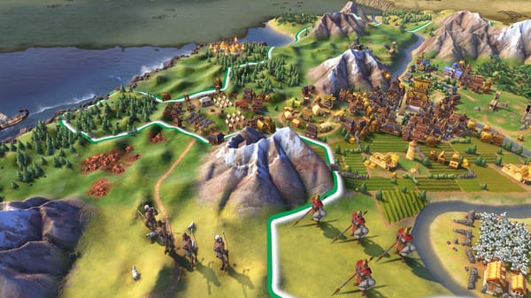 New Civilization 6 Update Revamps Religion - Brings New