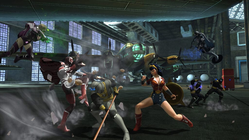 dc universe online support ending on ps3 soon