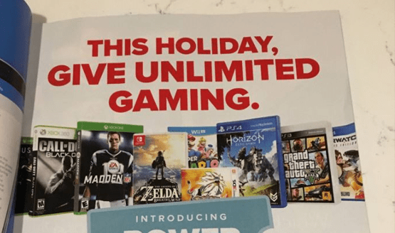 GameStop PowerPass Program Delayed