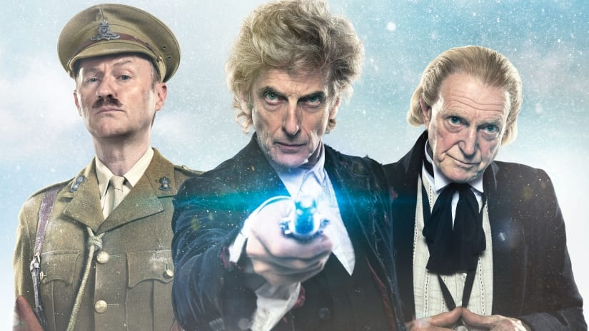 Doctor Who 2017 Christmas Special
