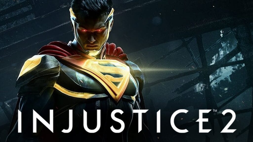Injustice 2 Patch