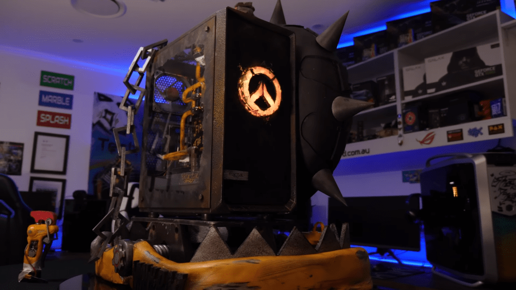 Junkrat PC Build