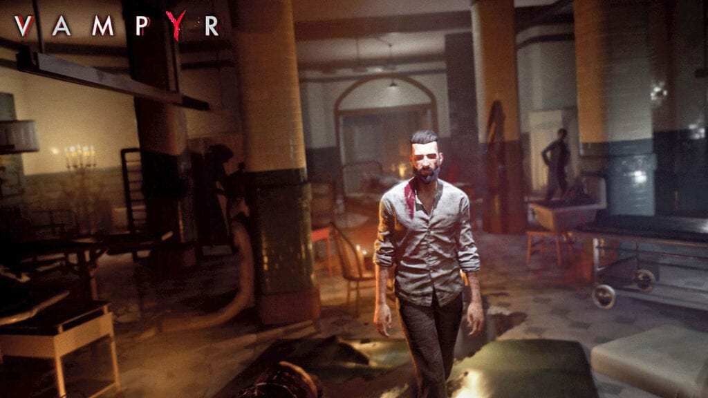Vampyr Publishers Aim for no DLC