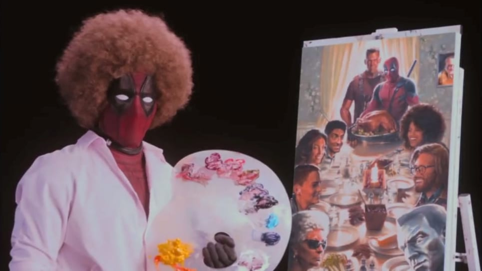Deadpool 2 Teaser Paints A Masterpiece of Mayhem – First Footage Revealed (VIDEO)