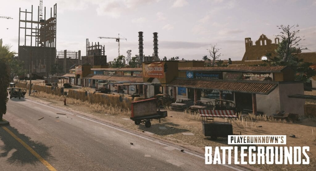 New PUBG Images Reveal Scenic Details Of The Upcoming Desert