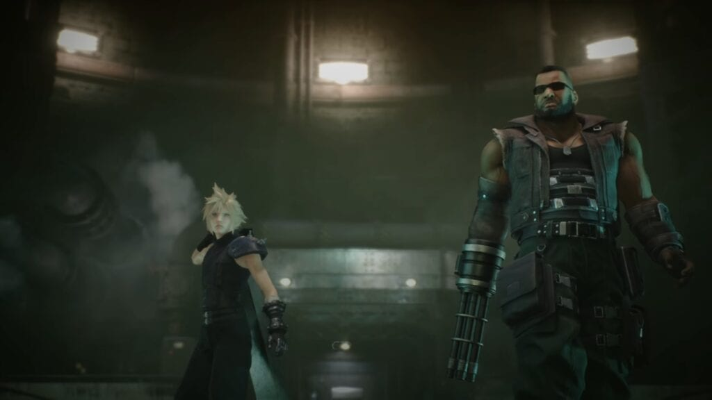 Final Fantasy VII Remake Producer Discusses Aerith And