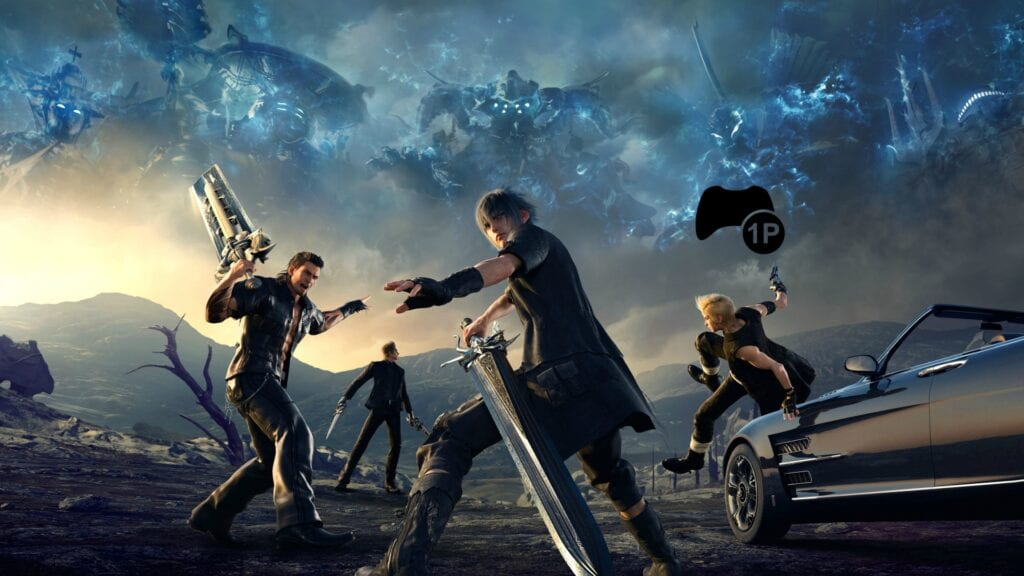 Final Fantasy XV Version 1.20