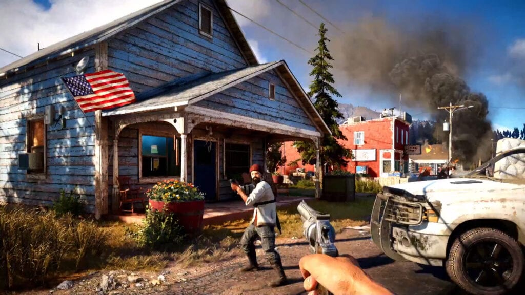 Far Cry 5 Delay