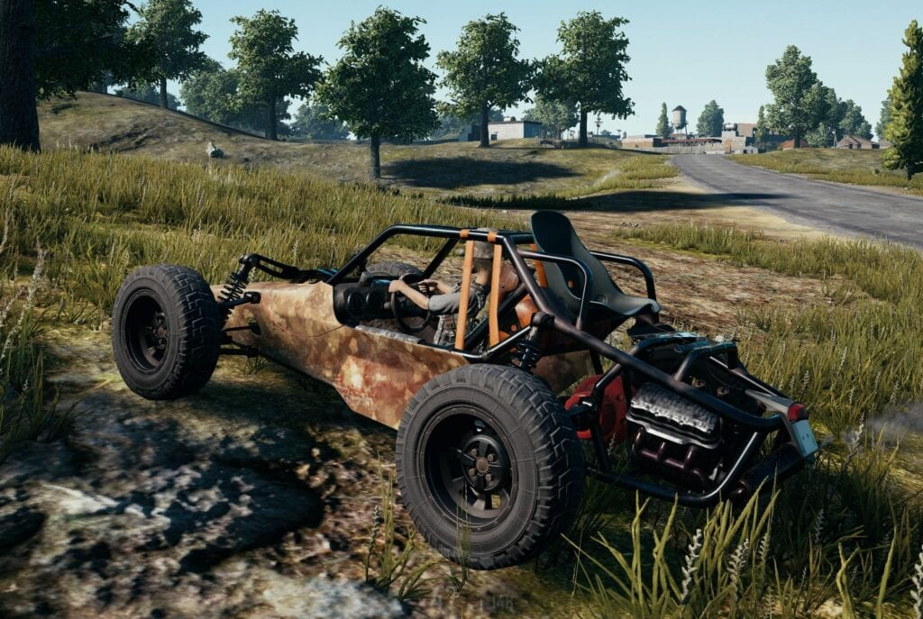 Pubg Xbox One: Xbox One PUBG Patch Combats The Game's Visual And
