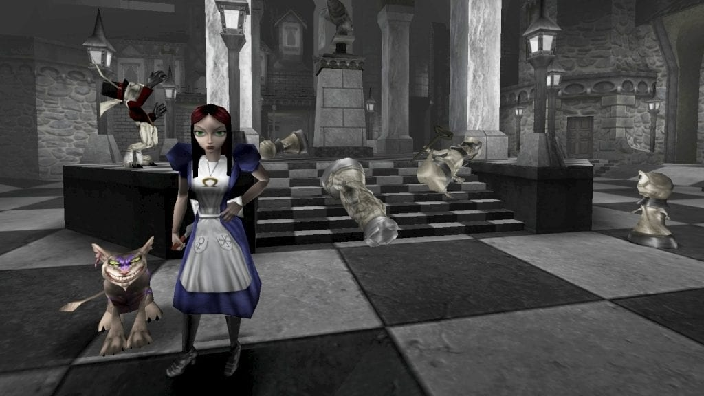 Throwback Thursday American Mcgees Alice A Twisted Take On