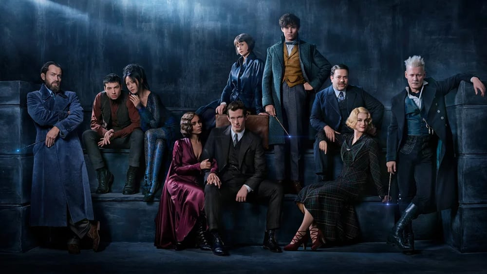 Fantastic Beasts 2 Photos