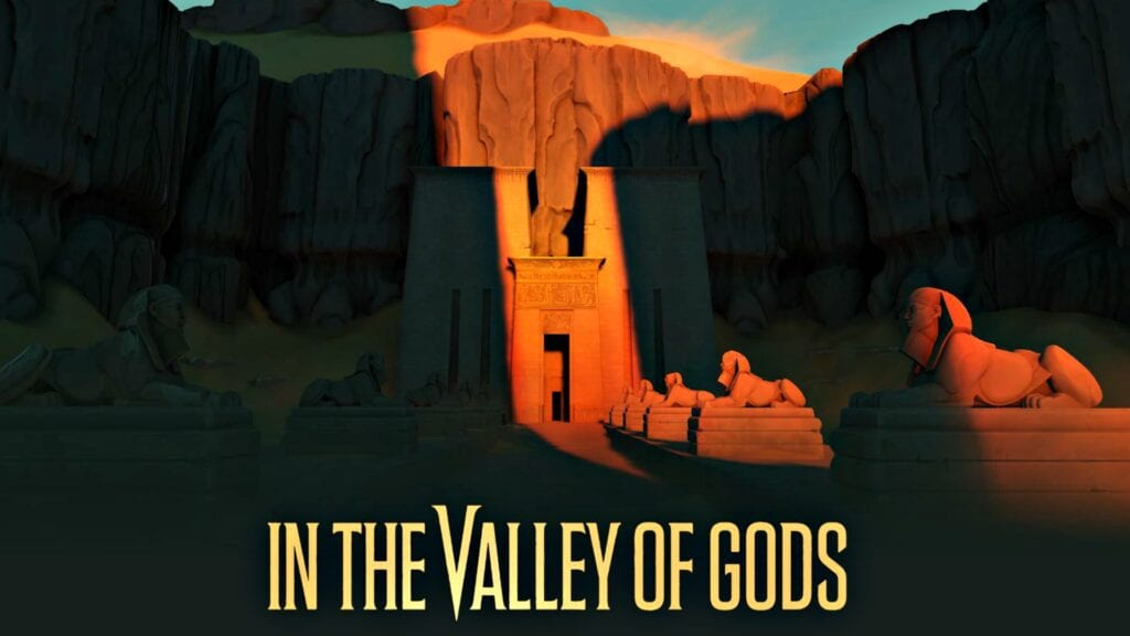 Bilderesultat for in the valley of gods